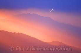 sun - moon rise